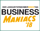 Logo Business Maniacs 2018