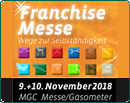Logo Franchise Messe 2018